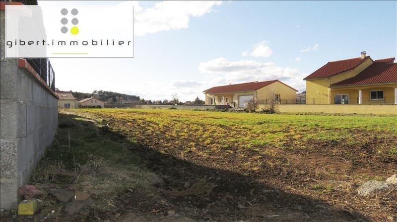 Vente terrain Cussac sur loire 58300€ - Photo 3