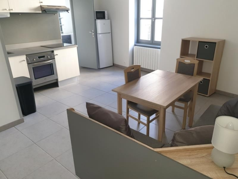 Rental apartment Vienne 580€ CC - Picture 2