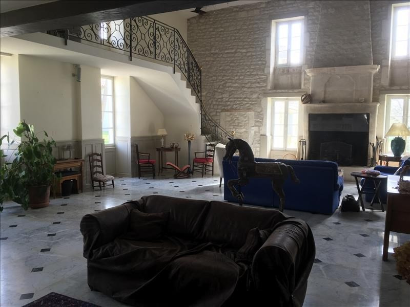 Vente de prestige maison / villa Brives sur charente 577500€ - Photo 4