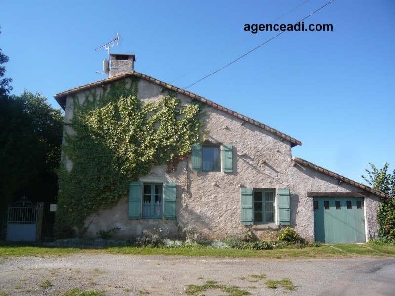 Vente maison / villa St germier 156000€ - Photo 1