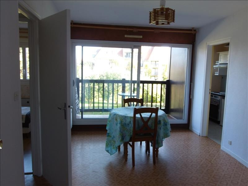 Sale apartment Villers sur mer 89 000€ - Picture 3