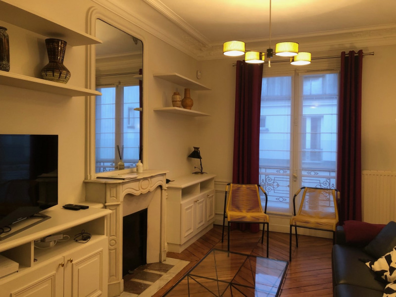 Rental apartment Paris 8ème 2 495€ CC - Picture 1