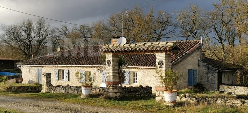 Vente maison / villa Solomiac 239000€ - Photo 1