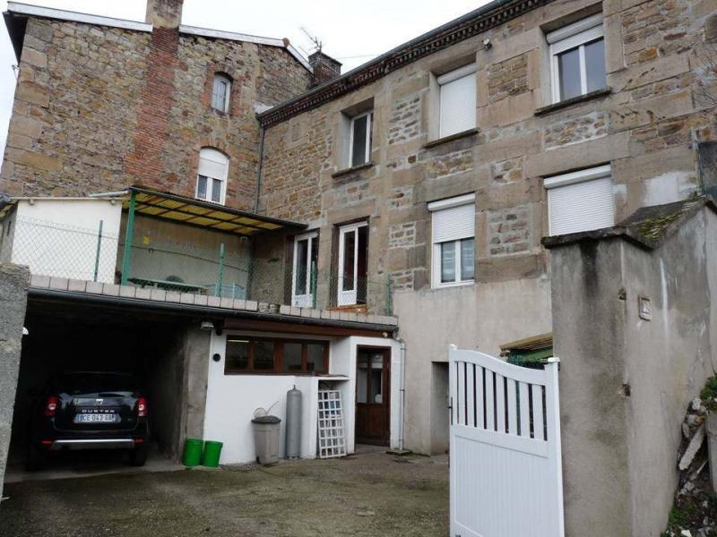 Venta  casa Roche-la-moliere 129000€ - Fotografía 1