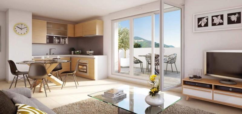 Revenda apartamento Voiron 152000€ - Fotografia 2