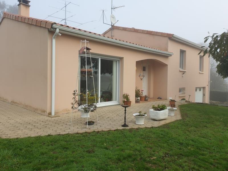 Vente maison / villa Azay le brule 228000€ - Photo 1