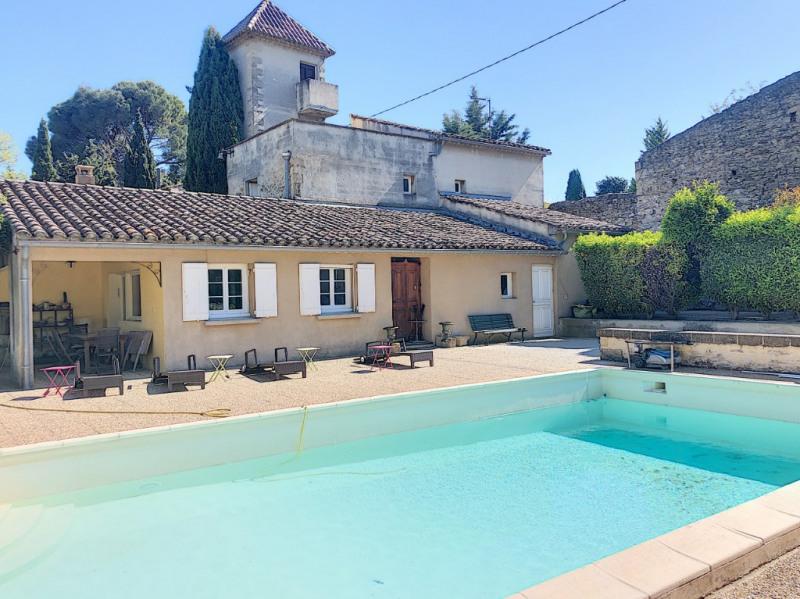 Revenda residencial de prestígio casa Roquemaure 770000€ - Fotografia 3