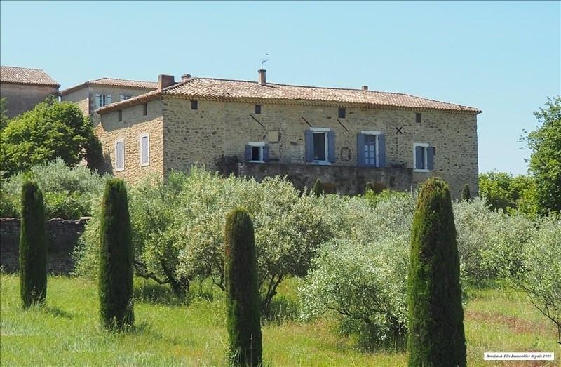 Deluxe sale house / villa Pont st esprit 895000€ - Picture 1