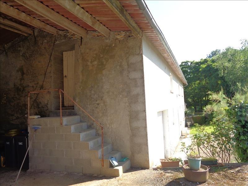 Vente maison / villa Souvigne 75600€ - Photo 2