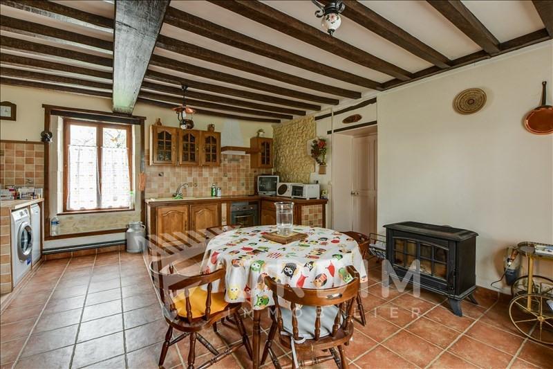 Vente maison / villa Sancerre 122000€ - Photo 4