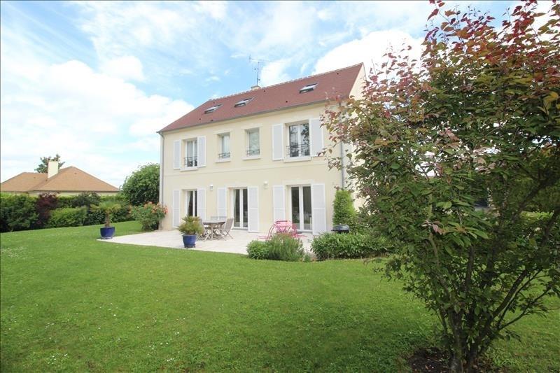 Revenda residencial de prestígio casa Fourqueux 1250000€ - Fotografia 9