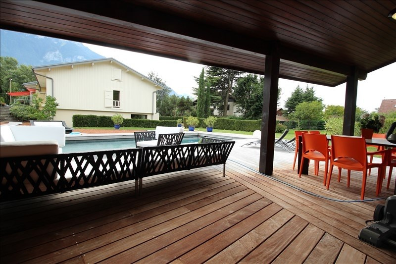 Deluxe sale house / villa Ayze 834 000€ - Picture 2