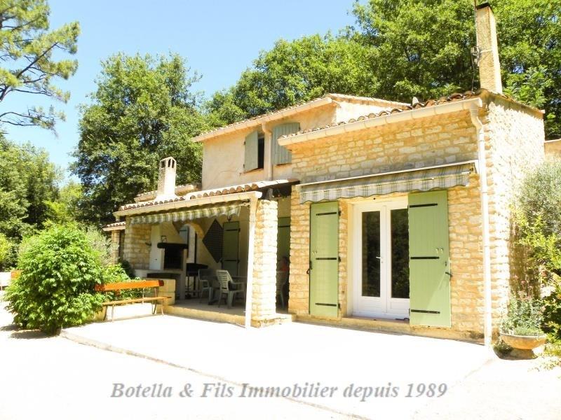 Venta  casa Goudargues 325000€ - Fotografía 1