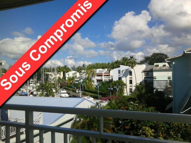 Investment property apartment Les trois-ilets 118800€ - Picture 1