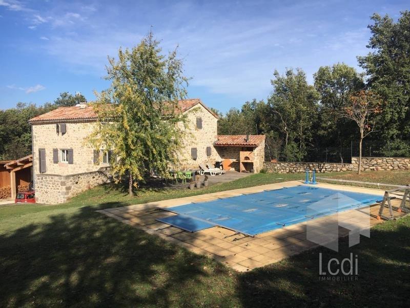 Vente maison / villa Annonay 425000€ - Photo 1