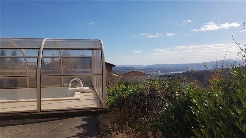 Vente maison / villa Condrieu 256000€ - Photo 4