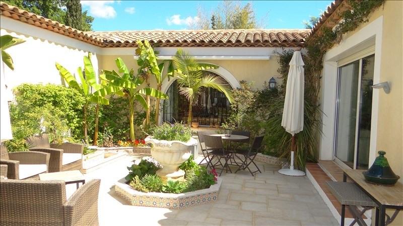 Deluxe sale house / villa Cavalaire sur mer 995000€ - Picture 2