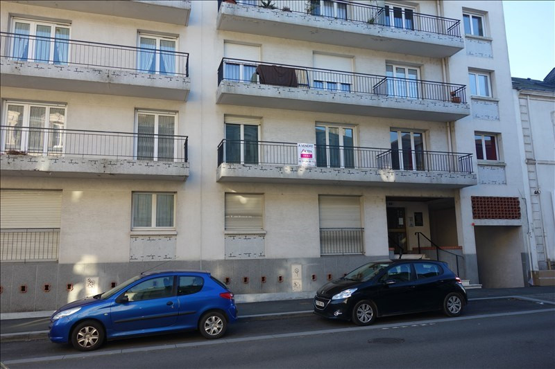Vente appartement La roche sur yon 93 000€ - Photo 1