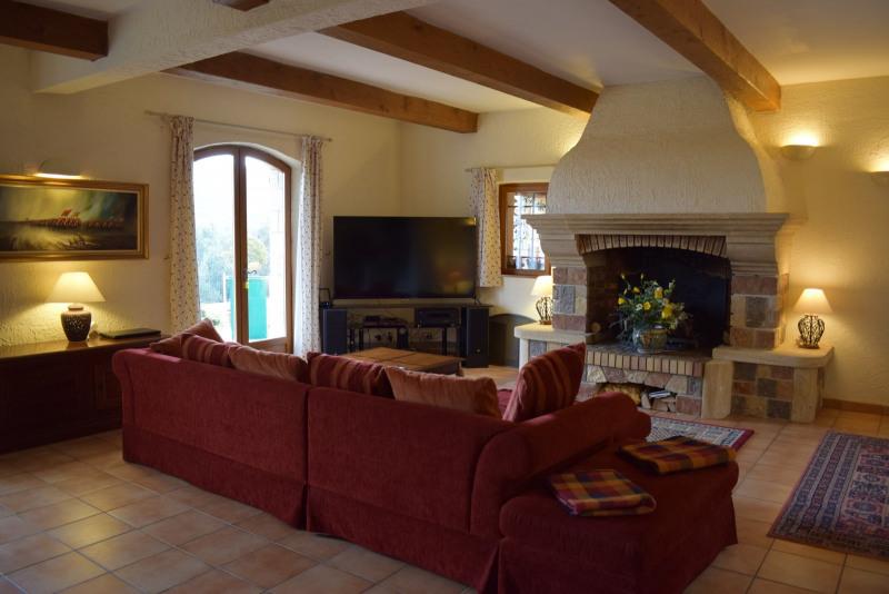 Revenda residencial de prestígio casa Seillans 892000€ - Fotografia 10