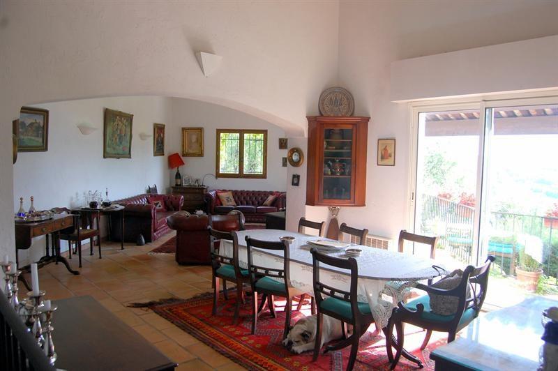 Vente de prestige maison / villa Les adrets-de-l'estérel 740000€ - Photo 5