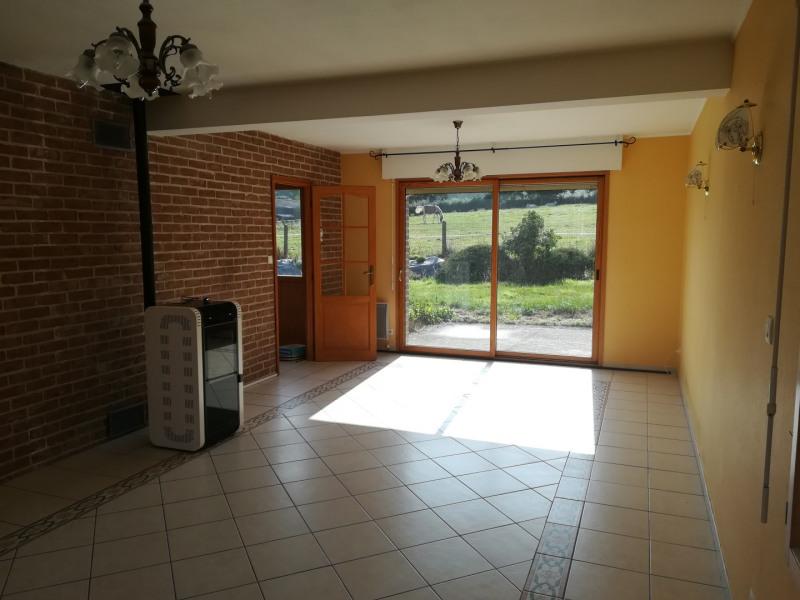 Location maison / villa Fauquembergues 650€ CC - Photo 4