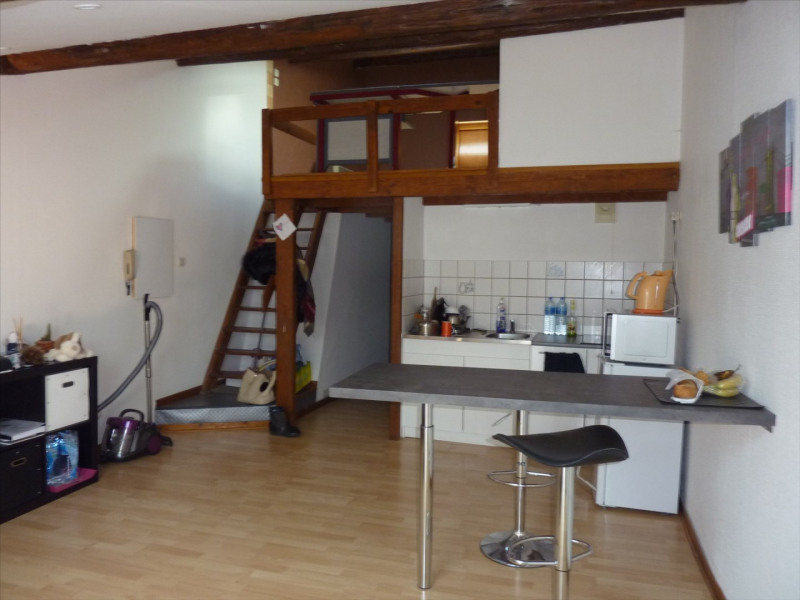 Rental apartment Toul 370€ CC - Picture 2