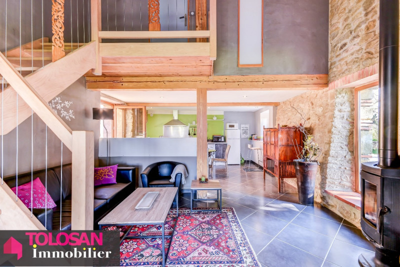 Deluxe sale house / villa Labastide beauvoir 880 000€ - Picture 10