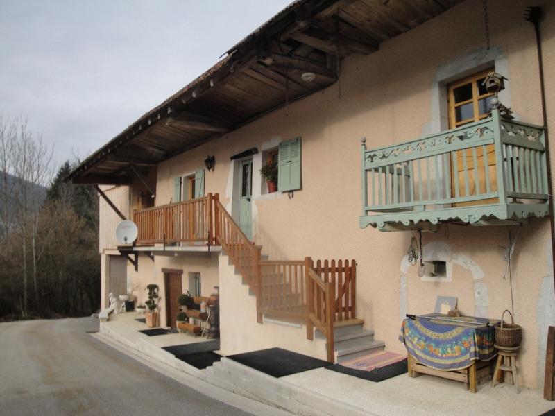 Vente maison / villa Lescheraines 284000€ - Photo 1