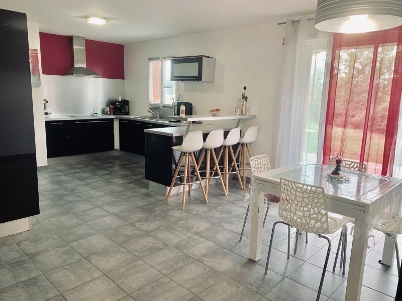 Vente maison / villa Valencin 319000€ - Photo 2