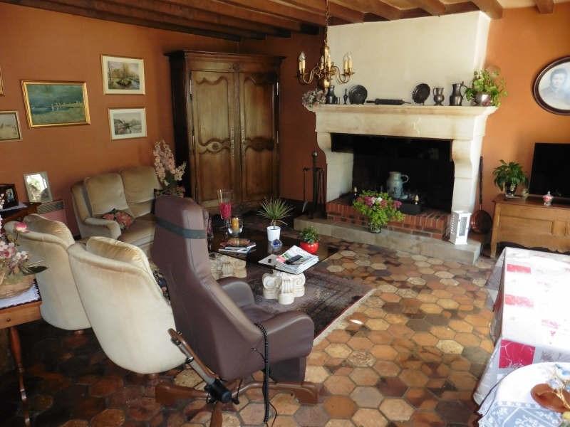 Venta  casa Le mele sur sarthe 242000€ - Fotografía 3