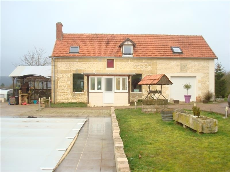 Vente maison / villa Premery 205 000€ - Photo 1