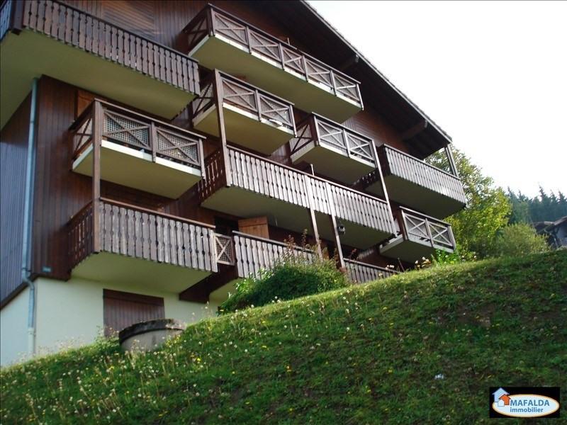 Rental apartment Mont saxonnex 360€ CC - Picture 1
