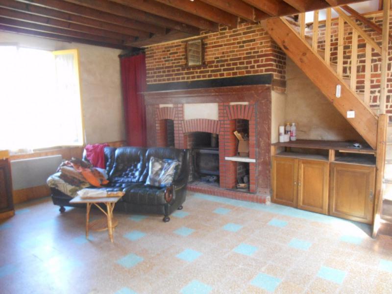 Sale house / villa Le mesnil conteville 88000€ - Picture 2