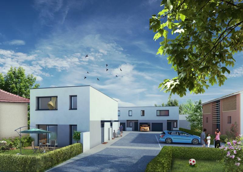 Vente maison / villa Toulouse 399900€ - Photo 2