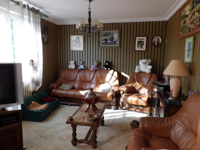 Vente maison / villa Saint aignan sur roe 157200€ - Photo 6