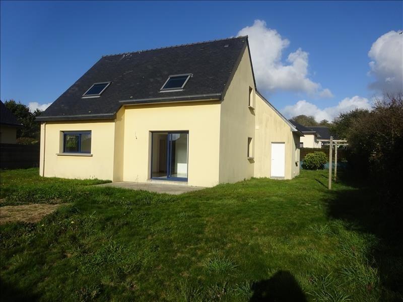 Sale house / villa Lannilis 183500€ - Picture 2