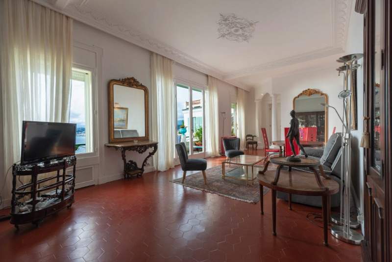 Deluxe sale apartment Nice 1260000€ - Picture 2