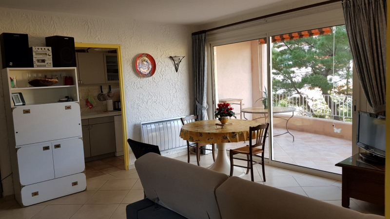 Rental apartment Cavalaire-sur-mer 900€ CC - Picture 3