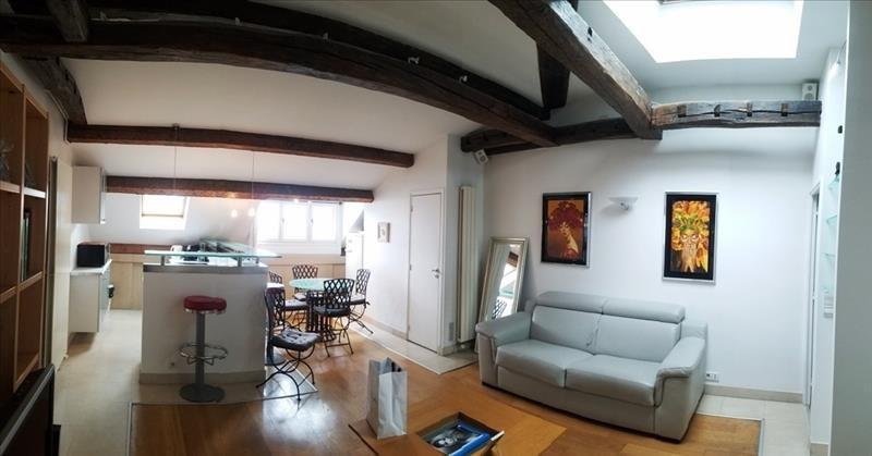 Rental apartment Paris 2ème 3300€ CC - Picture 2