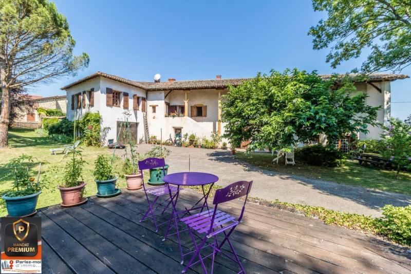Sale house / villa Saint-romain-de-popey 419000€ - Picture 2