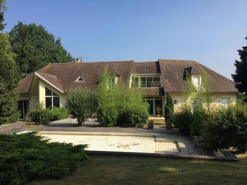 Vente maison / villa Montfort l amaury 877000€ - Photo 1