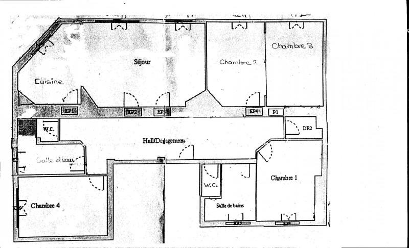 Revenda residencial de prestígio apartamento Levallois-perret 1200000€ - Fotografia 11