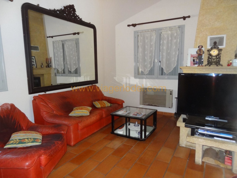 Life annuity house / villa Theziers 70000€ - Picture 13