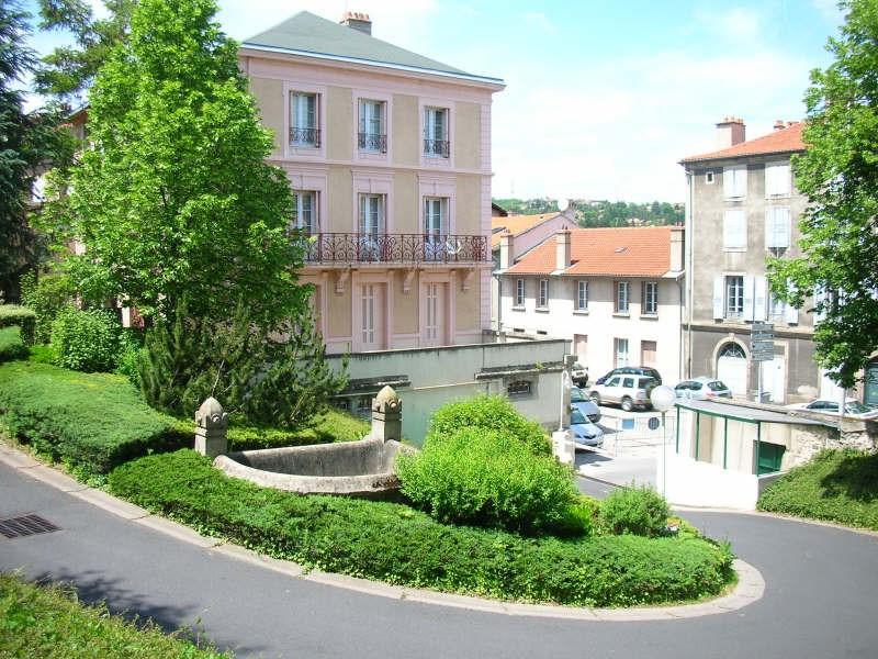 Rental apartment Le puy en velay 381€ CC - Picture 1