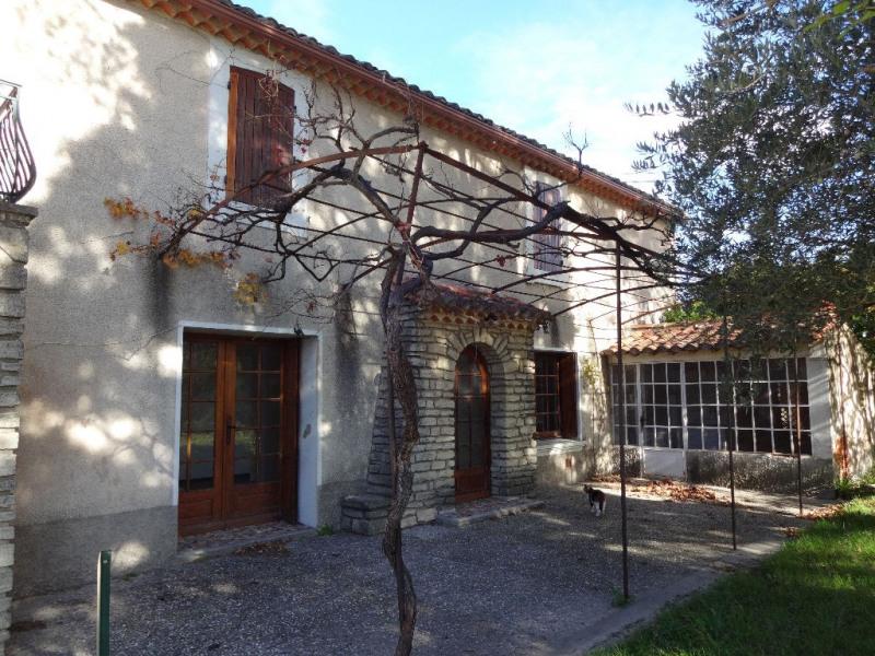 Rental house / villa Althen des paluds 776€ CC - Picture 1