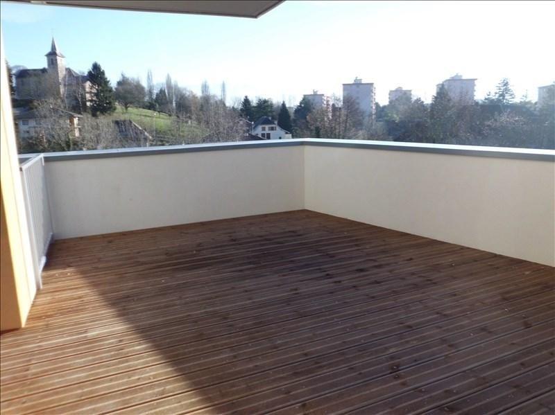 Rental apartment La ravoire 858€ CC - Picture 2
