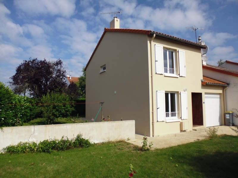 Sale house / villa Buxerolles 190000€ - Picture 1
