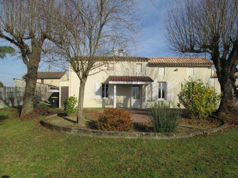 Location maison / villa La lande de fronsac 700€ CC - Photo 1