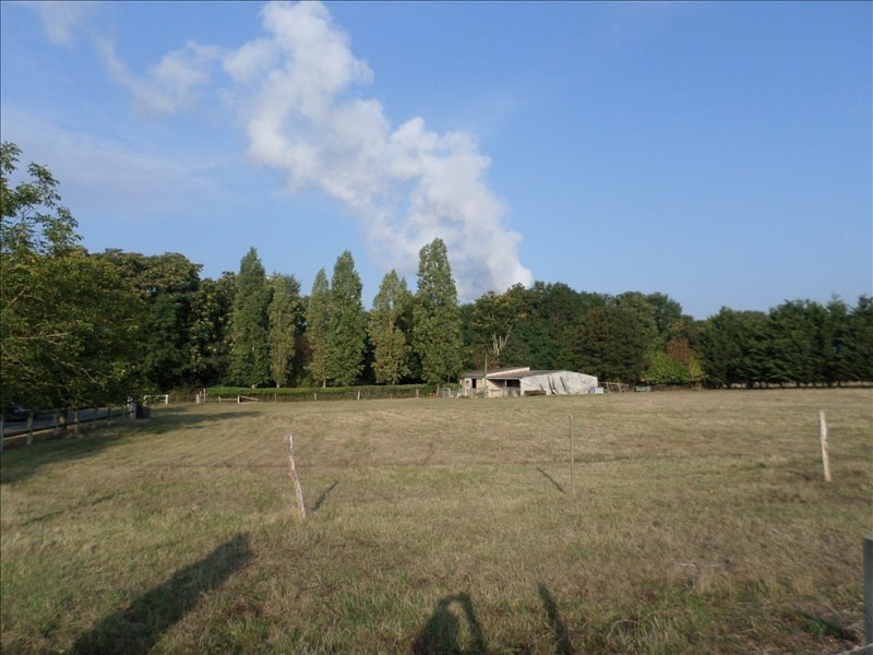 Vente terrain Civaux 35000€ - Photo 1