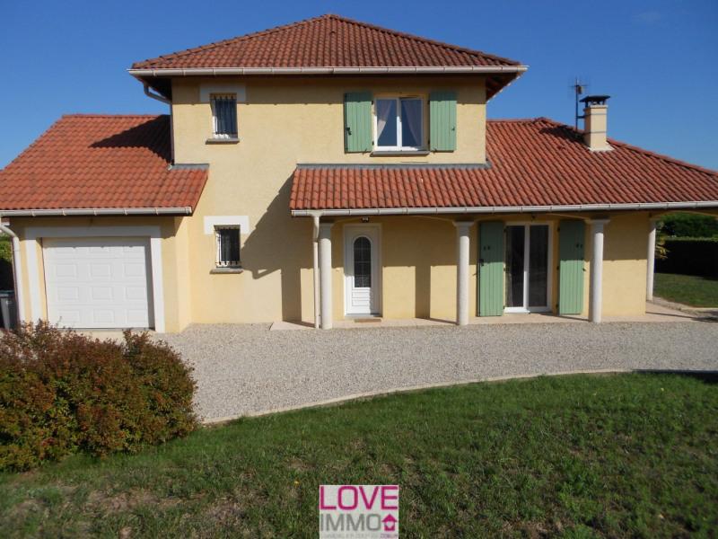 Vente maison / villa Morestel 264000€ - Photo 1